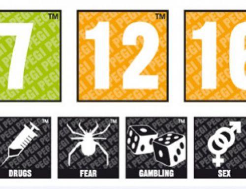 Ψηφιακά παιχνίδια: το σύστημα PEGI
