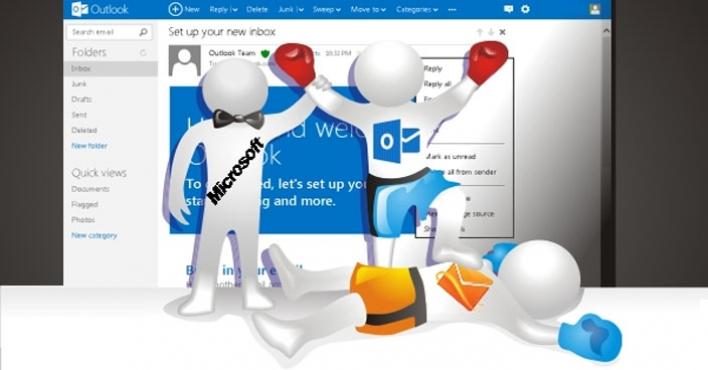 10 Λόγοι να (ξανά)Αγαπήσετε το Outlook.com (πρώην Hotmail)